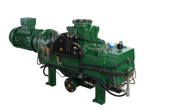 CDX Chemical Dry Pump