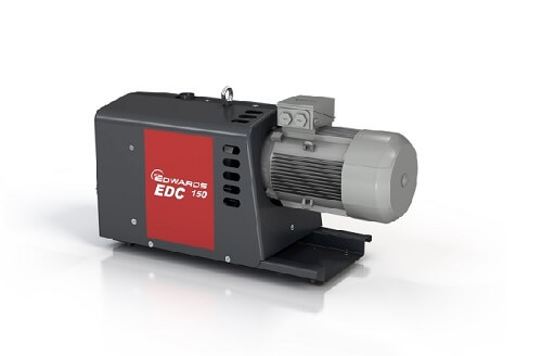 EDC Dry Claw Vacuum Pumps