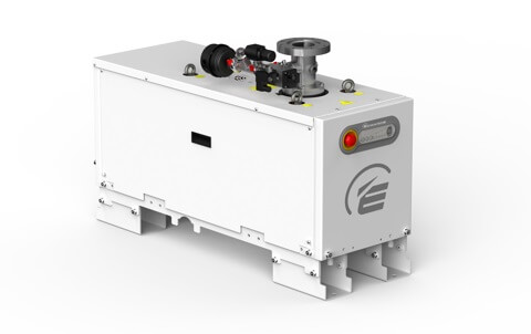 GXS Dry Screw Vacuum Pumps