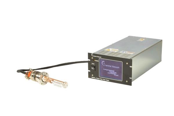 Pompa próżniowa sublimacyjna - tytanowa i pochłaniacz pary